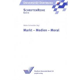 Markt - Medien - Moral