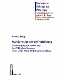 Standards in der Lehrerbildung