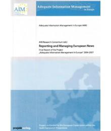Reporting and Managing Euorpean News
