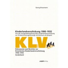 Kinderlandverschickung 1900-1932