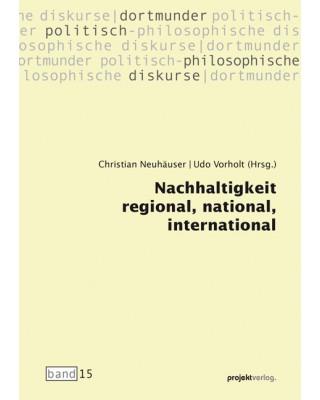 Nachhaltigkeit regional, national, international