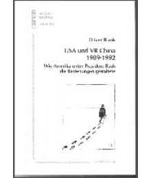 USA und VR China 1989-1992